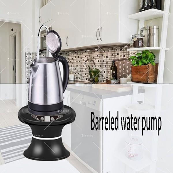 Автоматична помпа и дозатор за минерална и изворна вода с поставка TV640 8