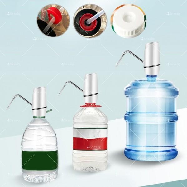 Автоматична помпа и дозатор за минерална и изворна вода TV641 5