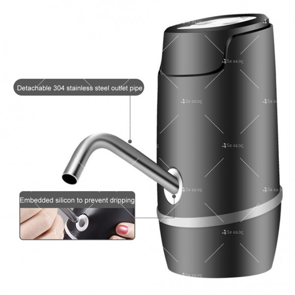 Автоматична помпа и дозатор за минерална и изворна вода TV641 6