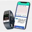Интелигентен дигитален спортен часовник Е66, брояч на стъпки и др. SMW52 14