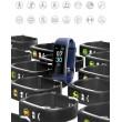 Смарт гривна Runmifit RA004-S5 измерване на крачки, пулс и температура SMW50 20