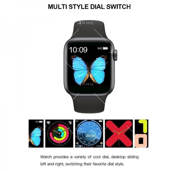 Мултифункционален интелигентен часовник T500 със сензор за движение SMW51 1