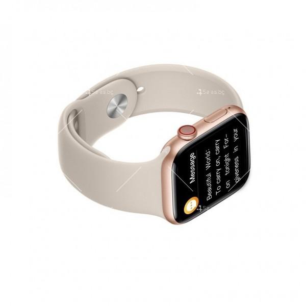Мултифункционален интелигентен часовник T500 със сензор за движение SMW51 2