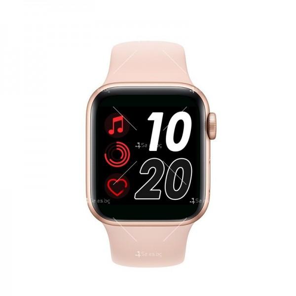 Мултифункционален интелигентен часовник T500 със сензор за движение SMW51 3