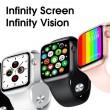 Унисекс смарт часовник Spot W26 с touch screen и синхронизиране с Bluetooth SMW53 1