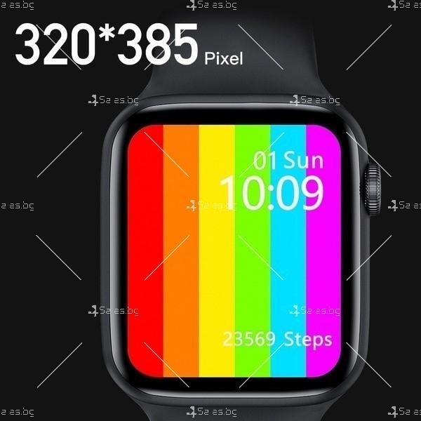 Унисекс смарт часовник Spot W26 с touch screen и синхронизиране с Bluetooth SMW53 2