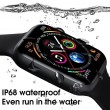 Унисекс смарт часовник Spot W26 с touch screen и синхронизиране с Bluetooth SMW53 3