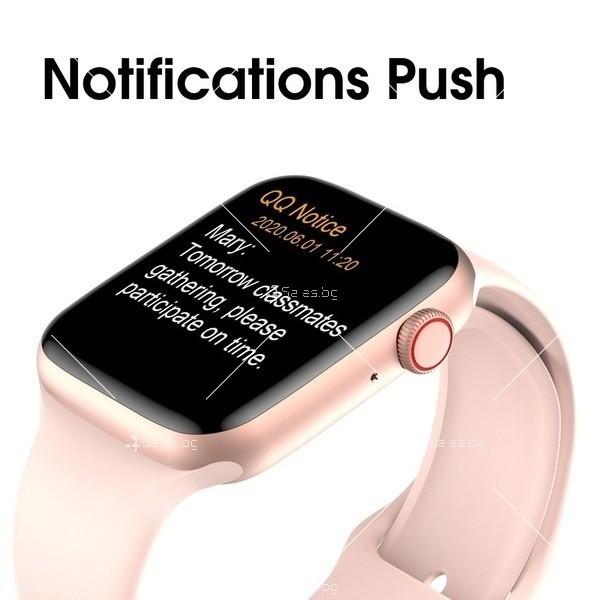 Унисекс смарт часовник Spot W26 с touch screen и синхронизиране с Bluetooth SMW53 5