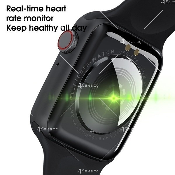 Унисекс смарт часовник Spot W26 с touch screen и синхронизиране с Bluetooth SMW53 8