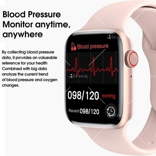Унисекс смарт часовник Spot W26 с touch screen и синхронизиране с Bluetooth SMW53 10