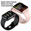 Унисекс смарт часовник Spot W26 с touch screen и синхронизиране с Bluetooth SMW53 11