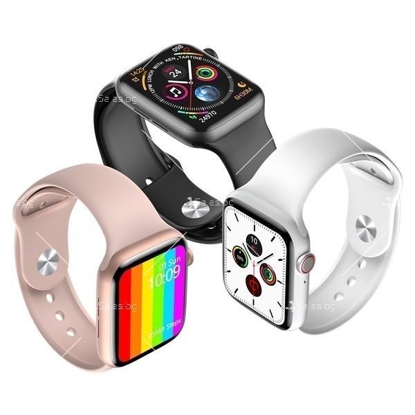 Унисекс смарт часовник Spot W26 с touch screen и синхронизиране с Bluetooth SMW53 15