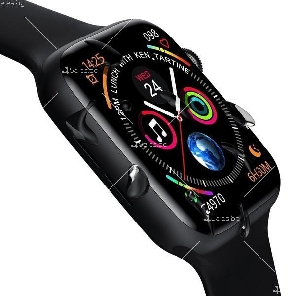 Унисекс смарт часовник Spot W26 с touch screen и синхронизиране с Bluetooth SMW53 16