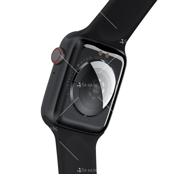Унисекс смарт часовник Spot W26 с touch screen и синхронизиране с Bluetooth SMW53 17