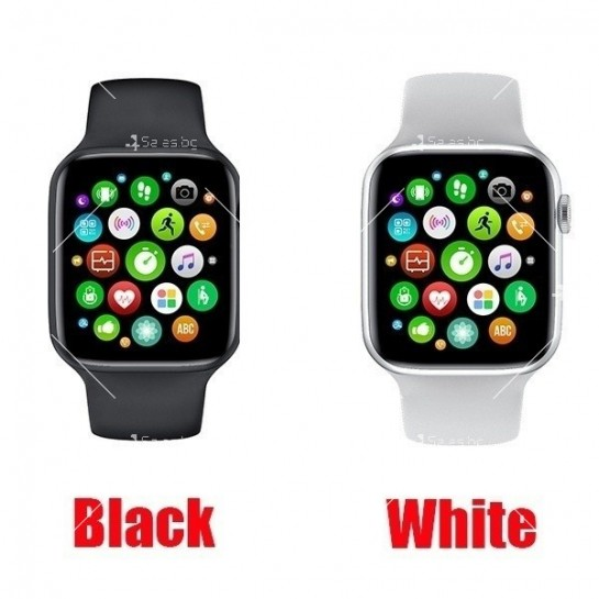 Унисекс смарт часовник Spot W26 с touch screen и синхронизиране с Bluetooth SMW53