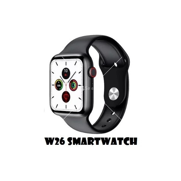 Унисекс смарт часовник Spot W26 с touch screen и синхронизиране с Bluetooth SMW53 22