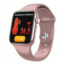 Смарт часовник W98 с HD touch screen и измерване на температурата SMW54