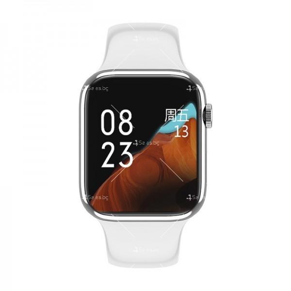 Смарт часовник W98 с HD touch screen и измерване на температурата SMW54 13