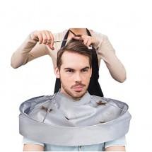 Предпазваща мантия за подстригване, бръснене и боядисване TV590