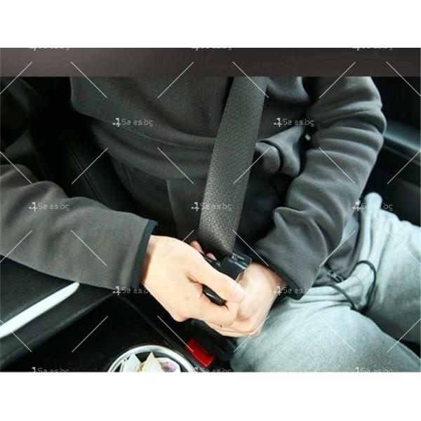 Инструмент за аварийно бягство, нож за рязане на колан и двойно USB зарядно TV601 3