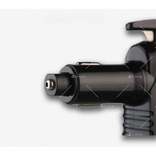 Инструмент за аварийно бягство, нож за рязане на колан и двойно USB зарядно TV601 5