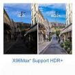 Смарт TV бокс X96QMax+(4+32G) Android 9.0 Amlogic S905X3 X96Max 2