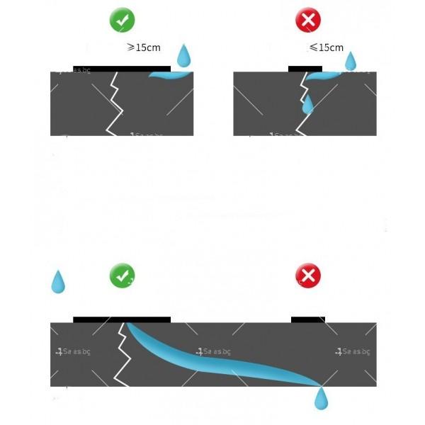 Водоустойчив спрей с отблъскващо водата полиуретаново покритие TV597 6