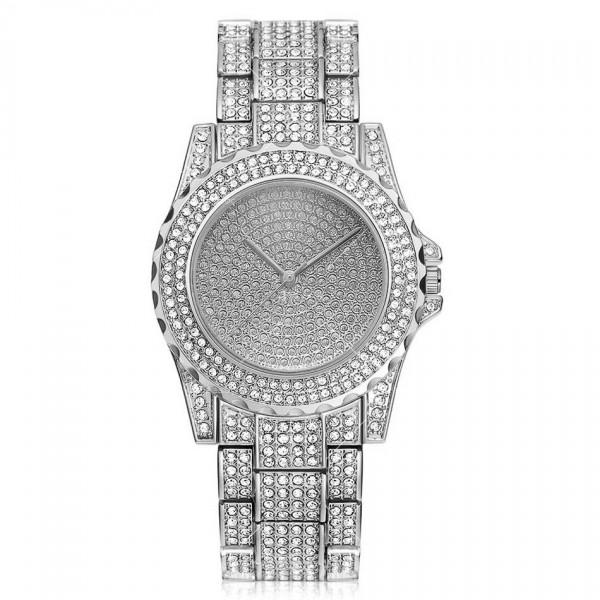 Луксозен кварцов дамски часовник – лукс от злато или сребро W WATCH7 2