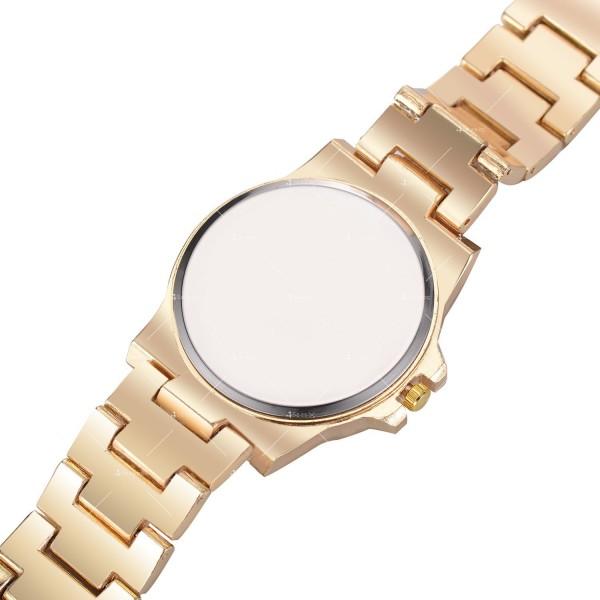 Луксозен кварцов дамски часовник – лукс от злато или сребро W WATCH7 6