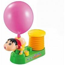 Забавна детска игра със зарчета и количка за надуване на балони 6+ WJ01
