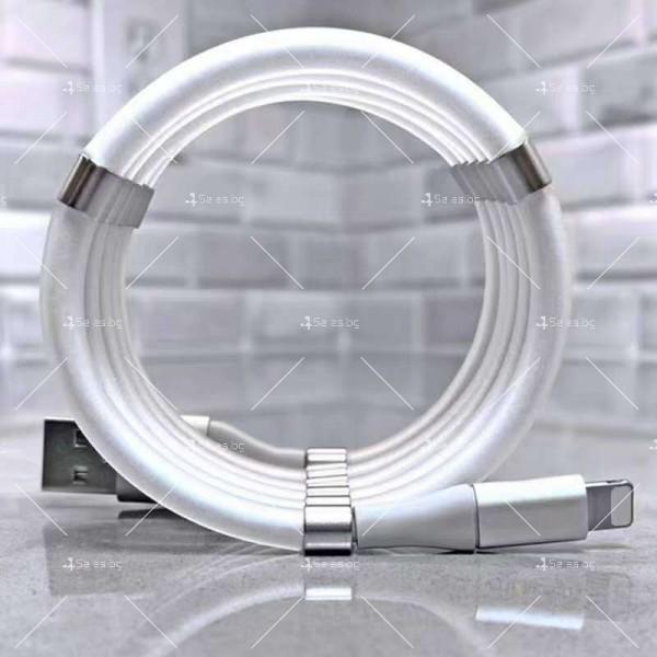 Кабел за обмен на данни с феромагнити Apple10, Тype-c, LeTv 10 – 1м - CA19 6