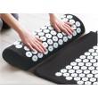 Йога мат с възглавничка с вградени шипове за акупунктурен масаж TV678 14