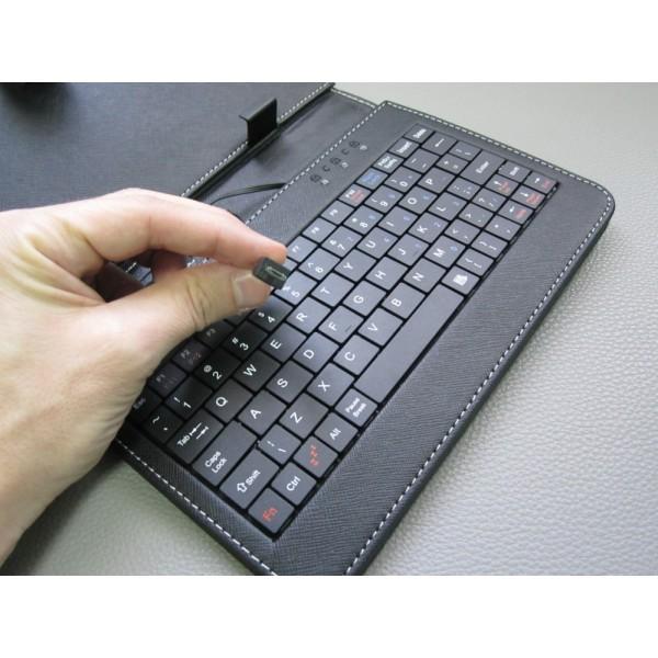 Клавиатура за таблет 7 инча с Qwerty клавиатура 4