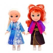 Музикална кукла по избор Елза или Анна от Замръзналото кралство 2