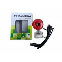 Уеб камера за компютър и лаптоп със щипка