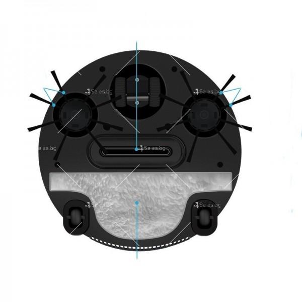 Безшумна мултифункционална прахосмукачка робот 3 в 1 ROBOT7 3
