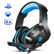 Големи геймърски слушалки с микрофон PHOINIKAS H-1 - EP4