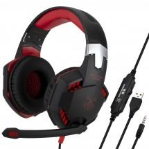 Удобни големи слушалки за игри Speed Spider G2000 - EP5