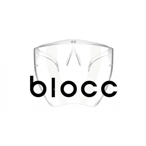 Предпазен шлем за лице BLOCC за защита при работа Blocc Face Shield 14