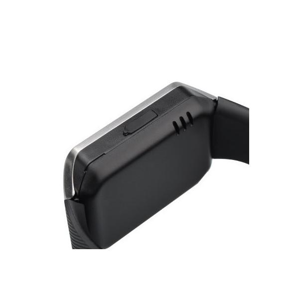 Мобилен телефон часовник 1 сим картa тъч скрин камера bluetooth радио SMW1 4