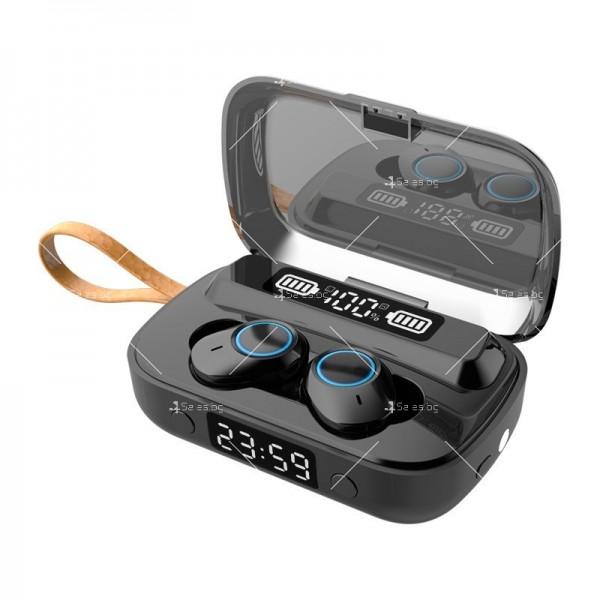 Безжични слушалки със зареждаща кутия с LED дисплей YW-А13 - EP13 1