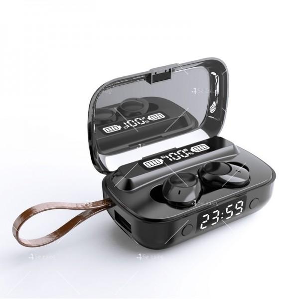 Безжични слушалки със зареждаща кутия с LED дисплей YW-А13 - EP13 6