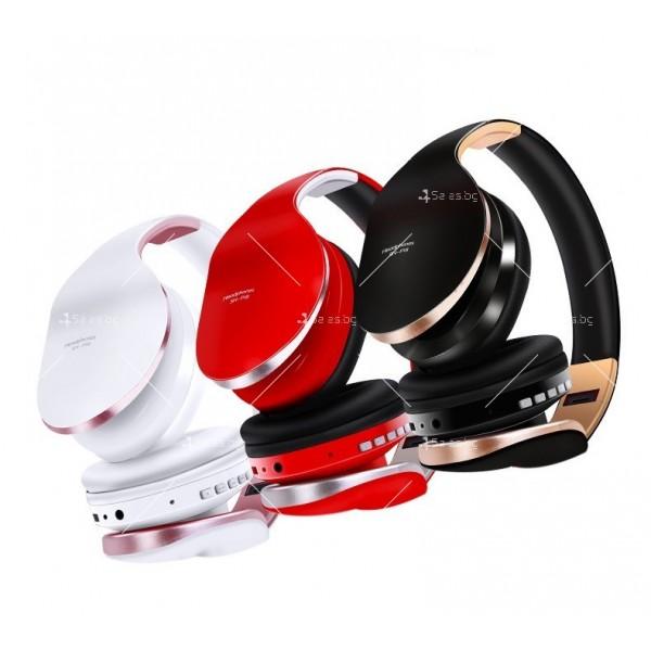 Безжични Bluetooth слушалки в три различни цвята SN-P18 - EP14 1