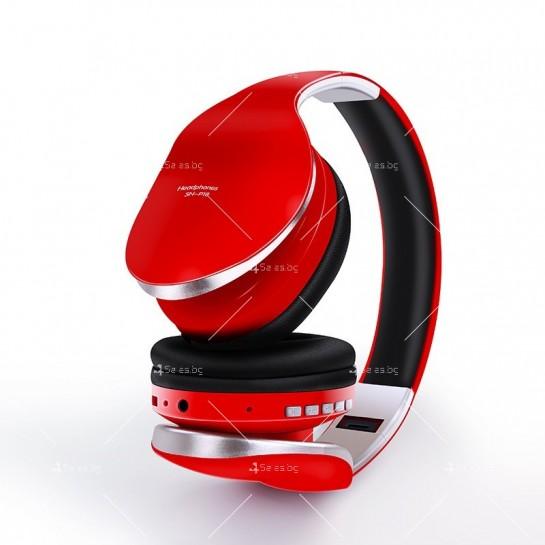 Безжични Bluetooth слушалки в три различни цвята SN-P18 - EP14