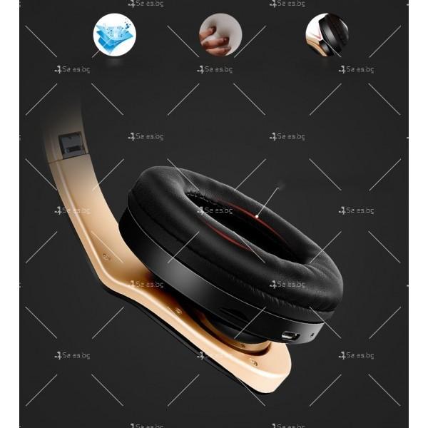 Безжични Bluetooth слушалки в три различни цвята SN-P18 - EP14 6