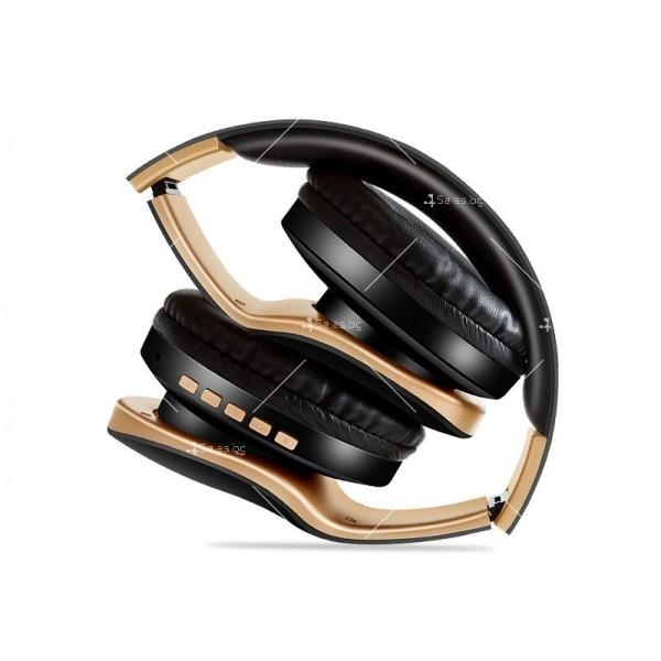 Безжични Bluetooth слушалки в три различни цвята SN-P18 - EP14 11