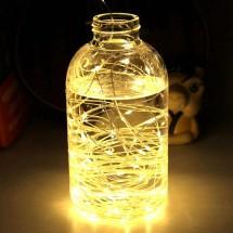 Приказни LED светлини струни 10 метра светодиодни SD14