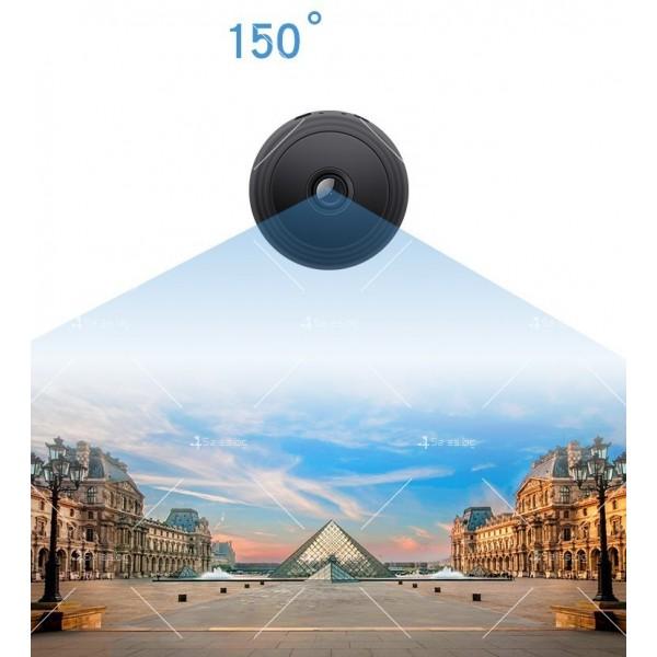 Висококачествена безжична мини камера, за домашна употреба SQ11 A9 - IP31 5