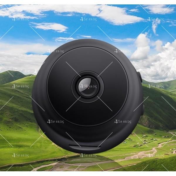 Висококачествена безжична мини камера, за домашна употреба SQ11 A9 - IP31 8