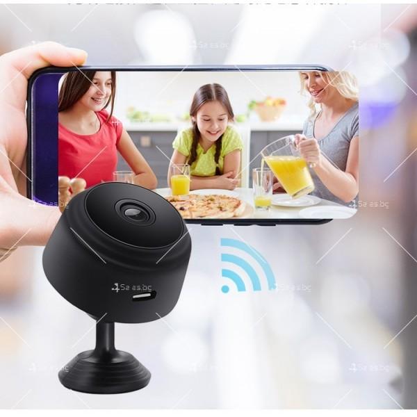Висококачествена безжична мини камера, за домашна употреба SQ11 A9 - IP31 15